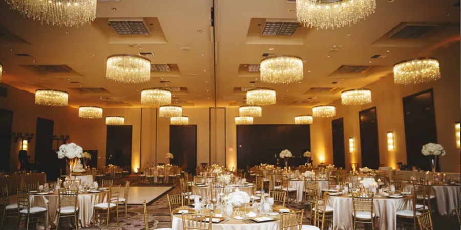 Peoria Marriott Pere Marquette wedding Central Illinois