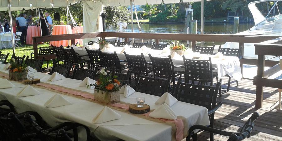 Chart House Melbourne wedding Central Florida Beaches/Coast