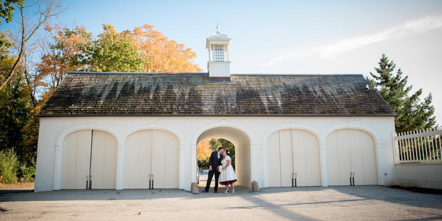 The David Adler Music and Art Center wedding Chicago