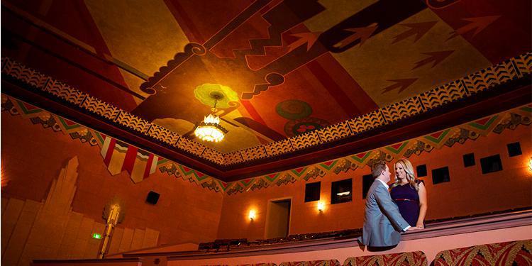 Fox Tucson Theatre wedding Tucson