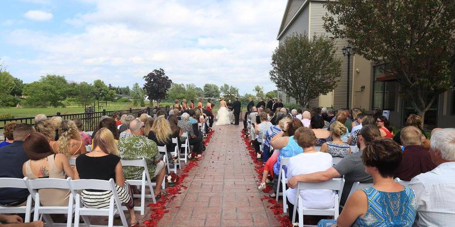 Best Western Bridgewood Resort Hotel & Conference Center wedding Green Bay