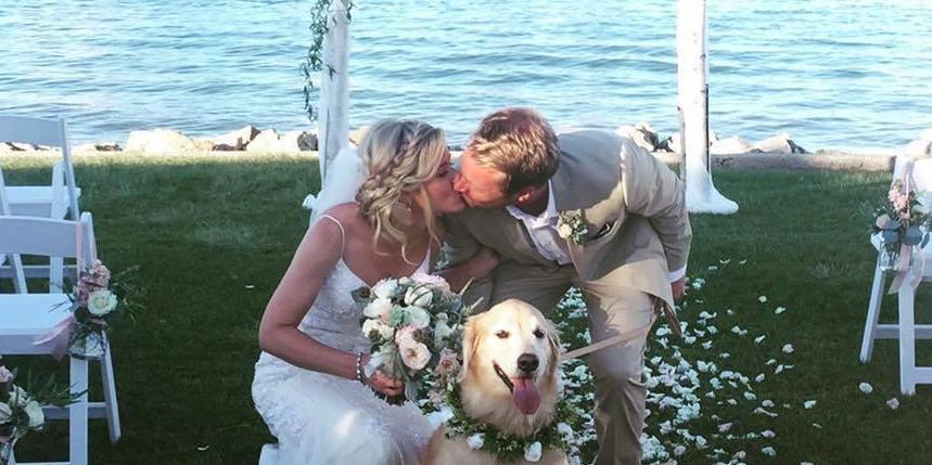 Peohe's Coronado Waterfront wedding San Diego