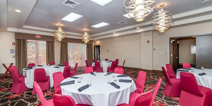 Hilton Garden Inn Preston Casino Area wedding New London