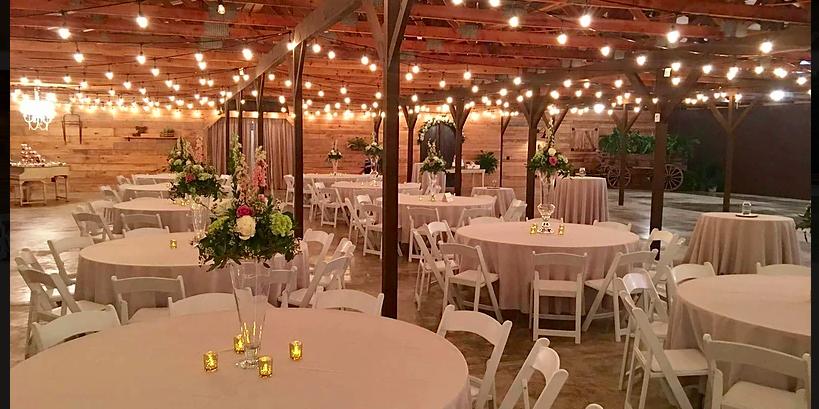 The Old Greenhouse wedding Huntsville