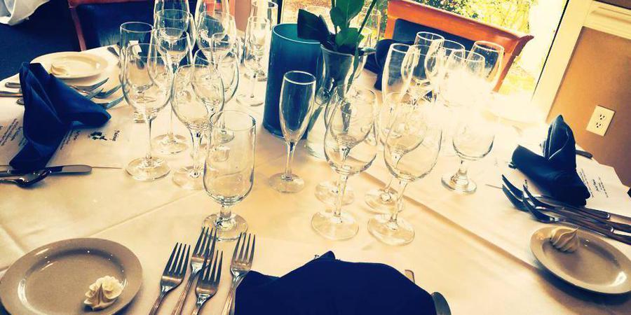 Abbott's Grill on Broad Creek wedding Delaware