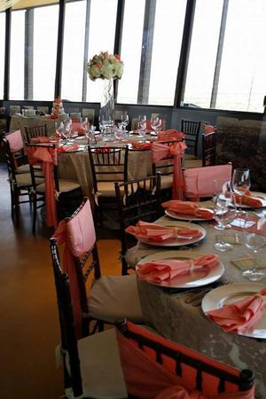 Chart House - Tower of the Americas wedding San Antonio