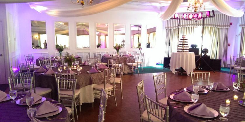 Arsenal Island Golf Clubhouse wedding Chicago