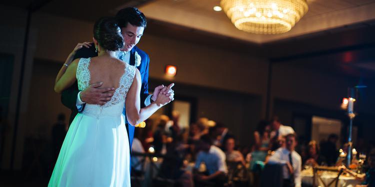 Graduate Minneapolis wedding Minnesota