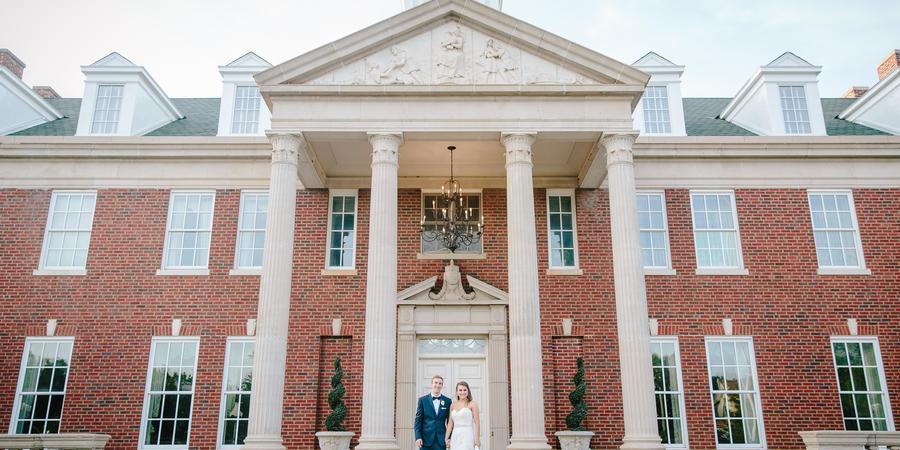 Dominion House wedding Oklahoma City