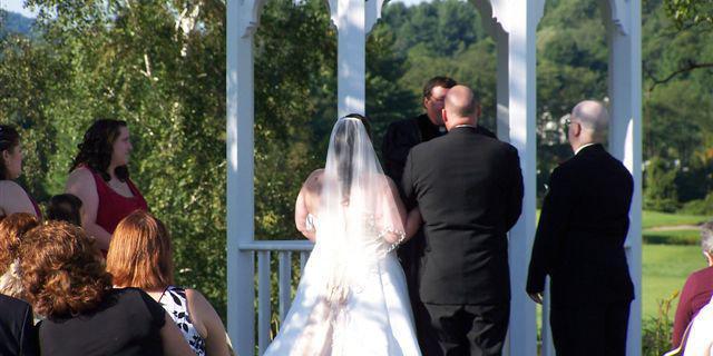 Newport Golf Club wedding Dartmouth/Monadnock