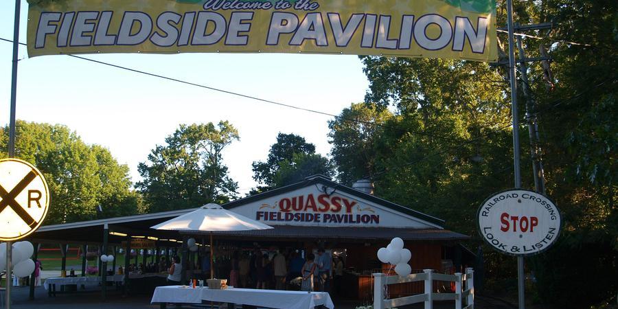 Quassy Amusement Park wedding Litchfield