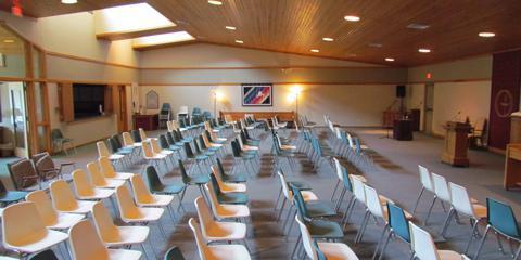 Abraham Lincoln Unitarian Universalist Congregation wedding Central Illinois