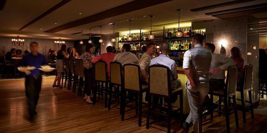 Urbana Restaurant And Wine Bar wedding Washington DC