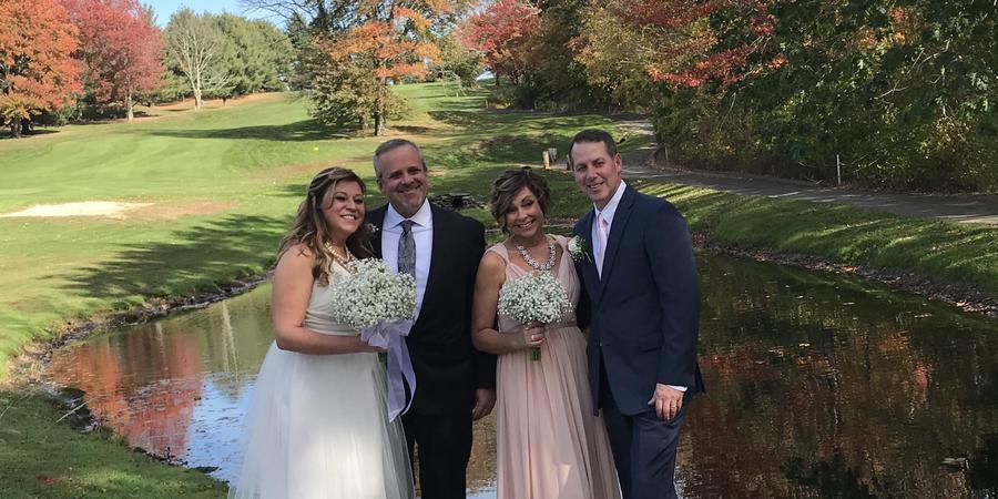 Chippanee Country Club wedding Hartford