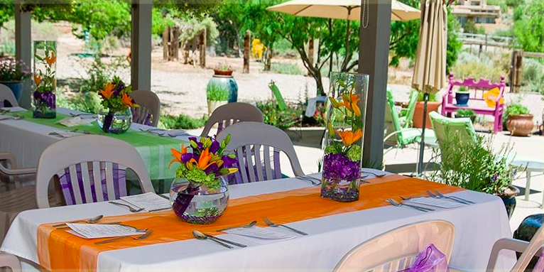 The Chocolate Turtle Bed & Breakfast wedding New Mexico