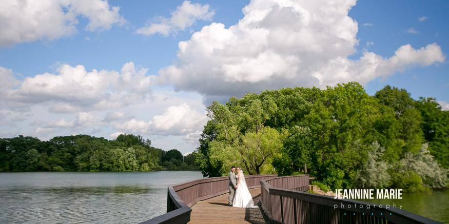 Silverwood Park wedding Minnesota