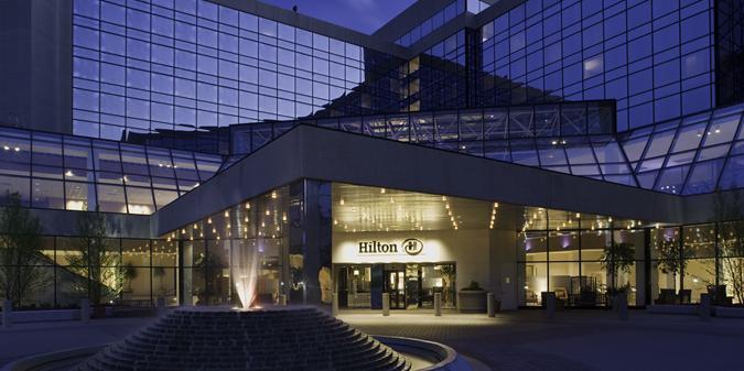 Hilton Stamford Hotel wedding Greater Bridgeport
