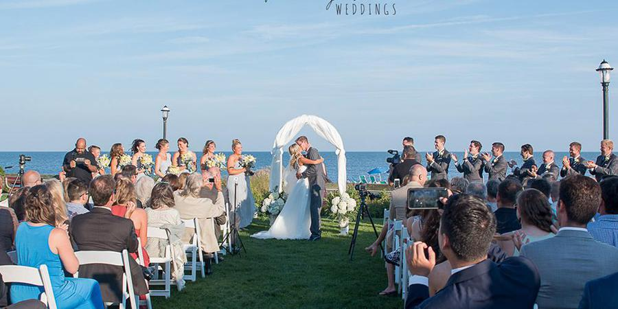 Red Jacket Beach Resort wedding Cape Cod and Islands