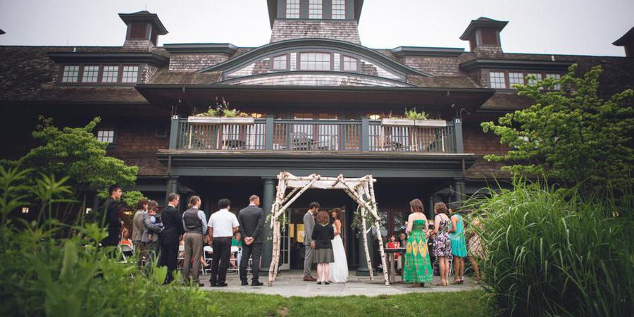 The Barn at Audubon Greenwich wedding Greater Bridgeport