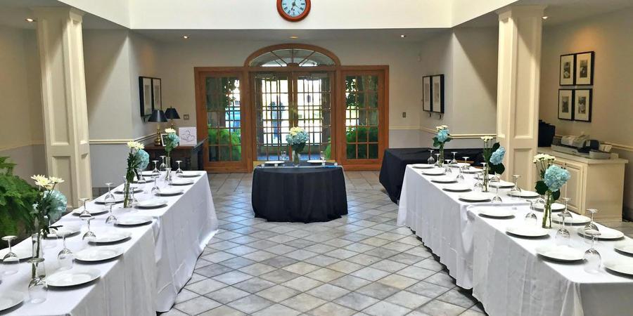 The Lounge wedding Wichita