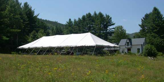 Sculptured Rocks Farm Country Inn wedding Great North Woods/White Mountains
