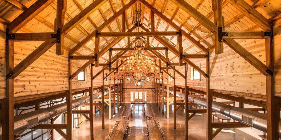 The Meadow Barn at Country Orchards wedding South Dakota