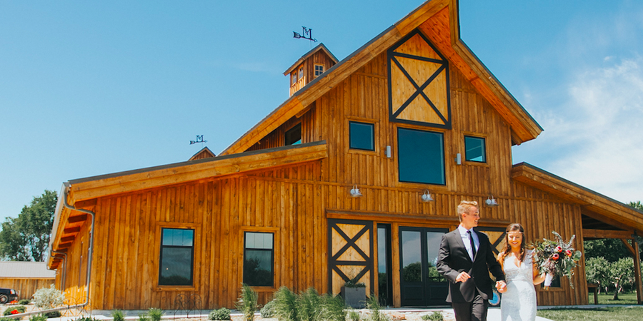 The Meadow Barn at Country Orchards Weddings | Get Prices ...