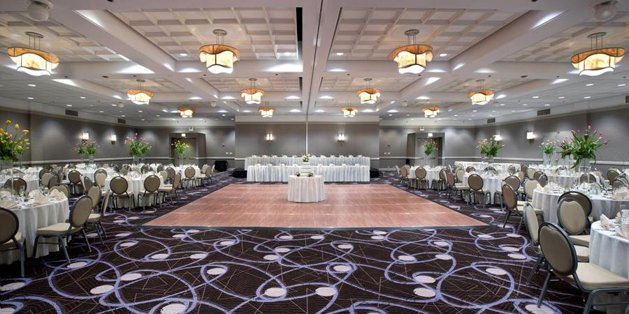 Holiday Inn Chicago Mart Plaza wedding Chicago