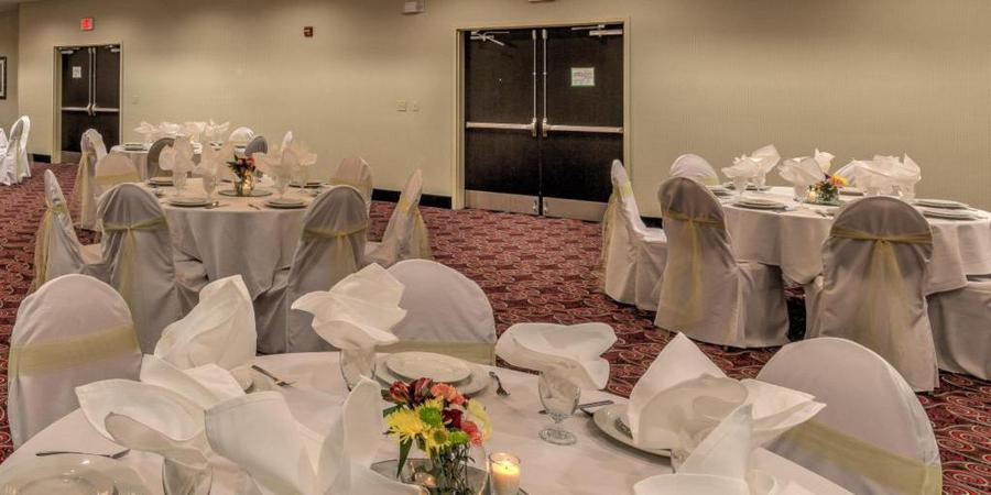Holiday Inn and Suites Oklahoma City North - Quail Springs wedding Oklahoma City