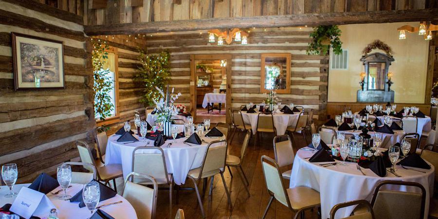 Heritage Hill Banquets wedding Greensboro/Triad