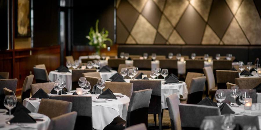 Fleming's Prime Steakhouse & Wine Bar Greensboro wedding Greensboro/Triad