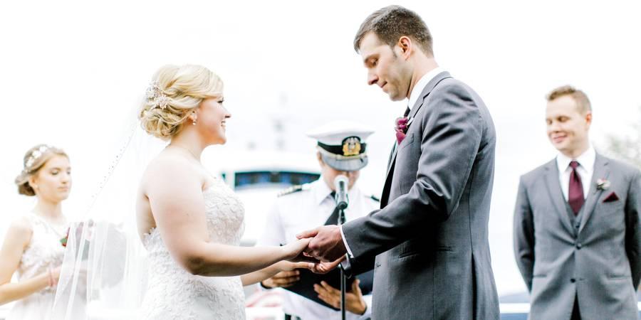 Spirit Cruises Philadelphia wedding Philadelphia