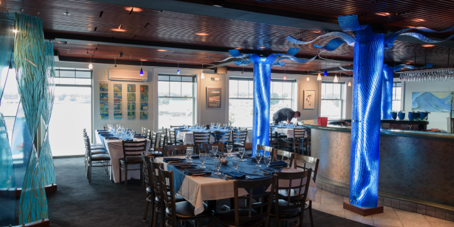 The Surf Room wedding Merrimack