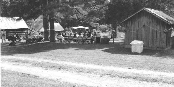 Lamplight Inn wedding Raleigh/Triangle