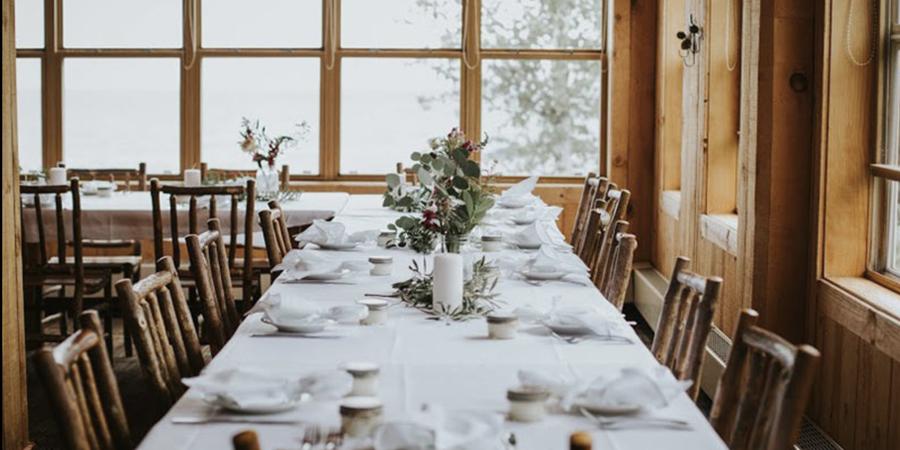 Cove Point Lodge wedding Minnesota