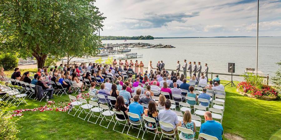 Chase on the Lake Resort & Spa wedding Minnesota