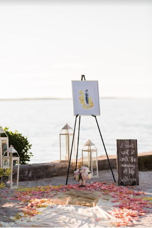 Kona Kai Resort, Gallery and Botanic Garden wedding Florida Keys