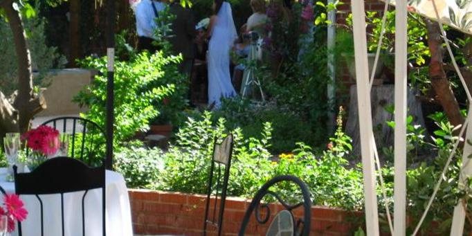 Mon Ami Bed And Breakfast wedding Tucson