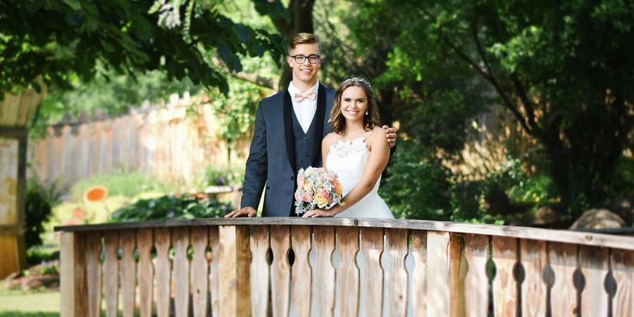 Magical Outdoor Weddings wedding Minnesota