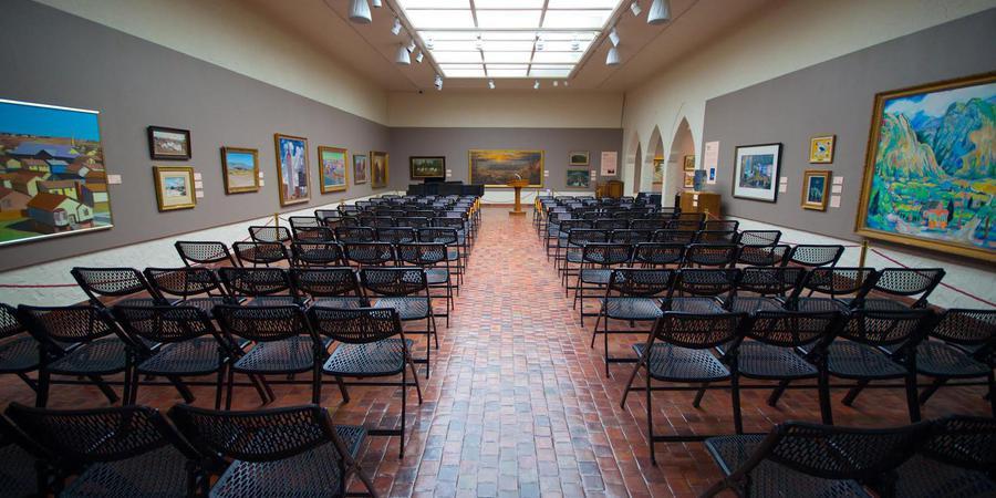 Springville Museum of Art wedding Salt Lake City