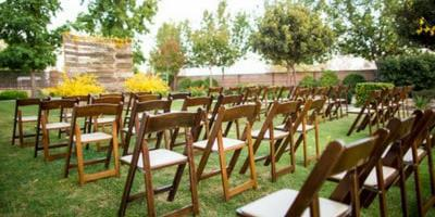 Leaning Oak Ranch wedding Central Valley