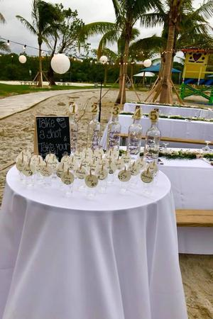 Homestead Bayfront Park/Marina wedding Florida Keys