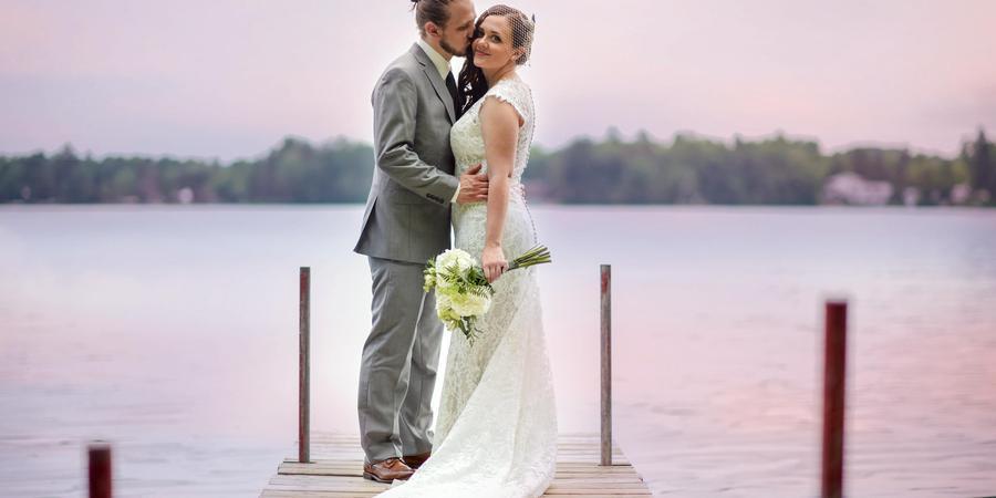 Audubon Center Of The North Woods wedding Minnesota