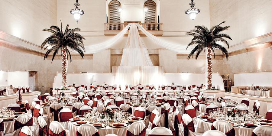 Corinthian Grand Ballroom wedding South Bay