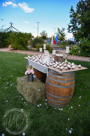 Western Colorado Botanical Gardens wedding Aspen/Vail/High Rockies