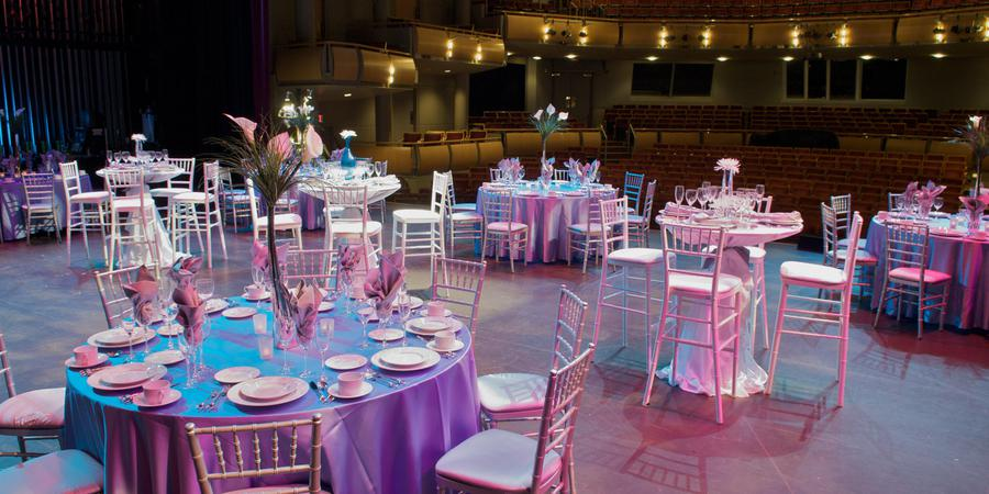 North Shore Center For The Performing Arts In Skokie wedding Chicago