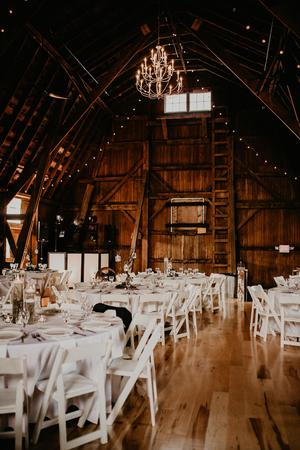Bluestem Farm & Events wedding Chicago