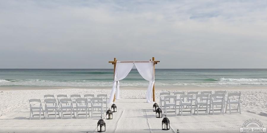 Destin Gulfgate wedding Northwest Florida