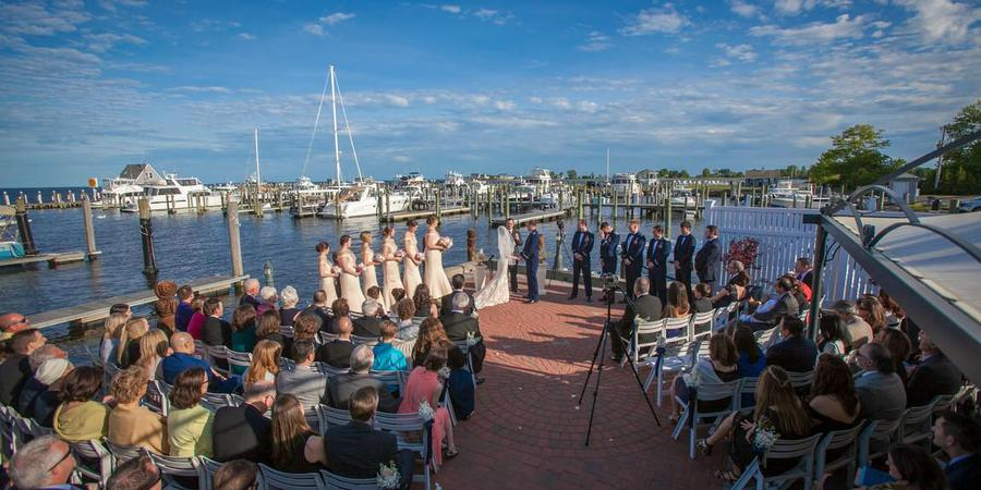 Saybrook Point Inn & Spa wedding Hartford