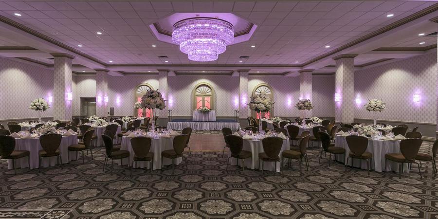 The Robert Treat Hotel wedding North Jersey